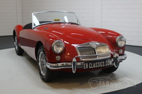 MGA 1500 Cabriolet 1958 a vendre