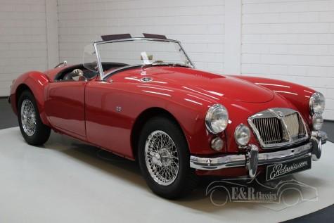 MG MGA 1958  a vendre