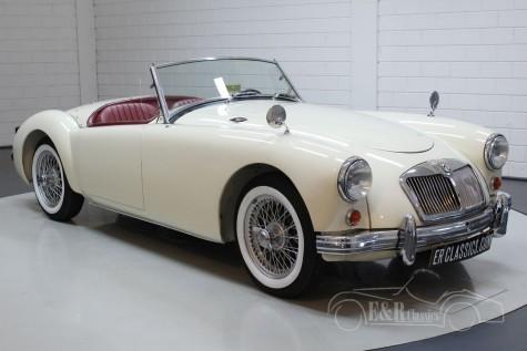 MG MGA Cabriolet 1959  a vendre