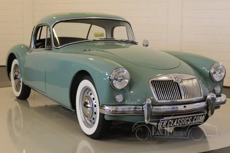 MG MGA Coupe 1959  a vendre
