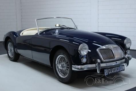 MG MGA 1960  a vendre