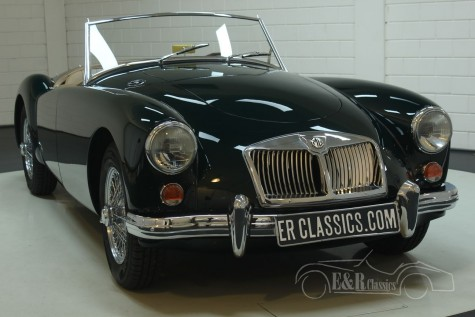 MG A MKII Cabriolet 1961  a vendre