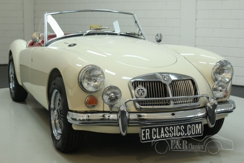 MGA 1622 MK2 cabriolet 1962  a vendre