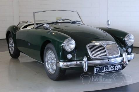 MGA Cabriolet 1959 a vendre