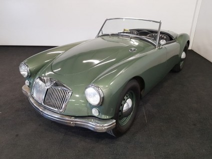 MG MGA 1959 a vendre