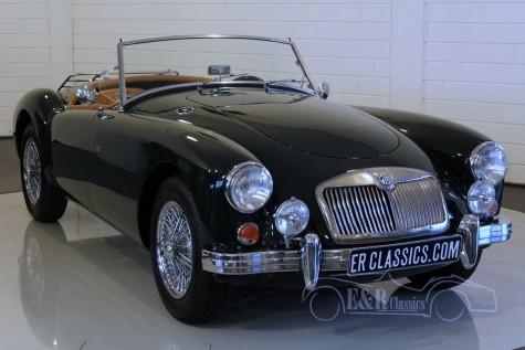MGA Roadster 1958 a vendre