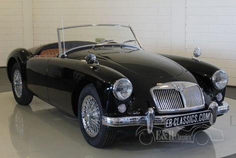 MG MGA Roadster 1959 a vendre
