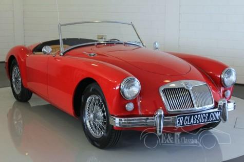 MGA 1600 Roadster 1961 a vendre