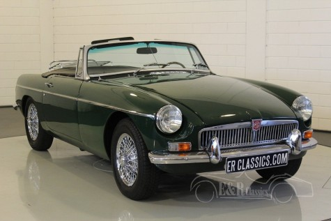MGB cabriolet 1964  a vendre