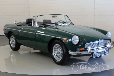 MGB 1970 cabriolet  a vendre