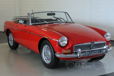 MGB roadster 1968  a vendre