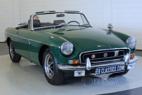 MGB Roadster 1970 a vendre