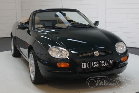 MG MGF 1.8 Roadster 1998  a vendre