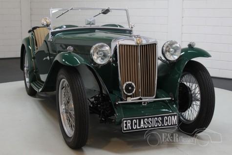 MG TC 1946 a vendre