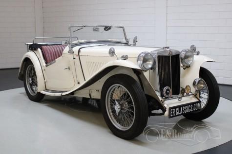 MG TC 1947 a vendre