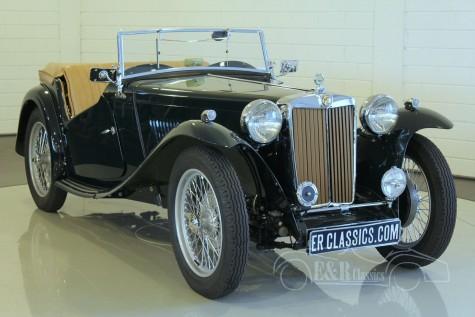 MG TC Roadster 1947 a vendre