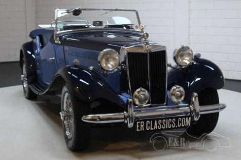 MG TD 1951  a vendre