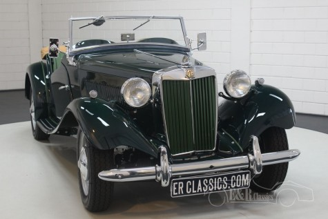 MG TD 1952  a vendre