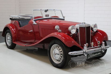 MG TD 1953 a vendre