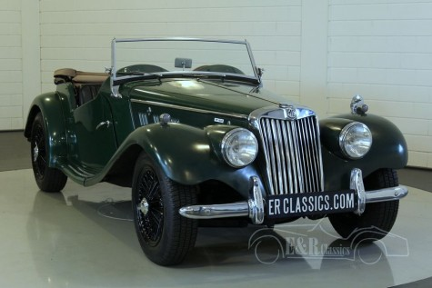 MG TF 1500 Roadster 1954 a vendre