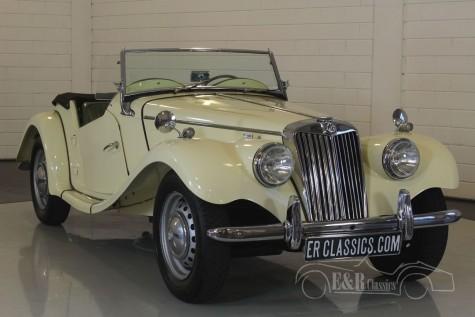 MG TF 1500 1955 cabriolet  a vendre