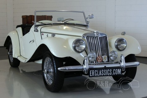 MG TF 1250 Roadster LHD 1954  a vendre