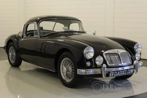 MGA coupe 1957  a vendre