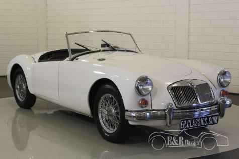 MGA 1961 cabriolet  a vendre