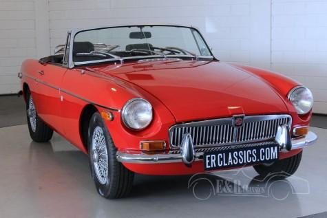 MG MGB Cabriolet 1970 a vendre