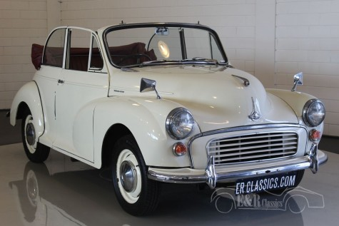 Morris Minor 1000 Tourer 1957 a vendre