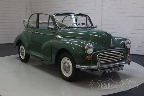 Morris Minor 1000 Cabriolet a vendre