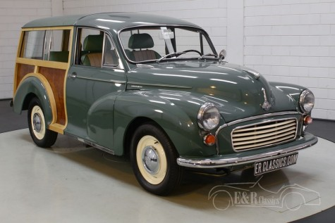 Morris Minor 1000 Traveller a vendre