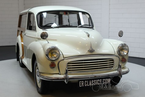 Morris Minor 1000 Traveller 1969 a vendre