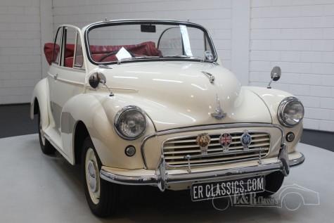 Morris Minor 1000 Cabriolet 1958  a vendre