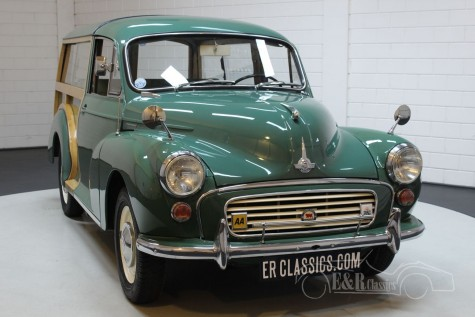 Morris Minor 1000 Traveller 1967  a vendre