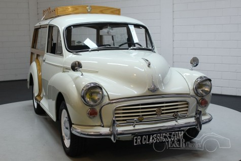 Morris Minor 1000 Traveller 1968 a vendre