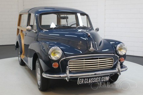 Morris Minor Traveller 1968  a vendre