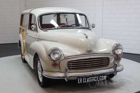 Morris Minor Traveller 1968 a vendre