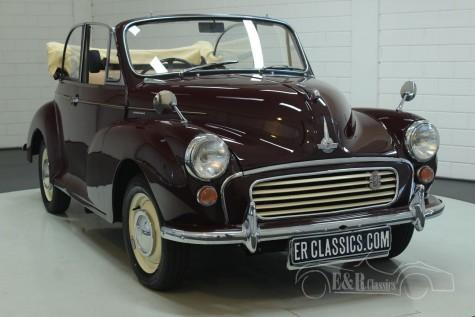 Morris Minor cabriolet 1964  a vendre