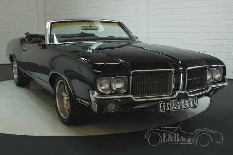 Oldsmobile Cutlass Supreme 1971  a vendre