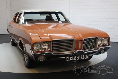 Oldsmobile Cutlass 5.7 V8 1971 a vendre