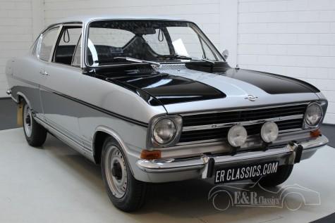 Opel Kadett B Rallye 1967  a vendre
