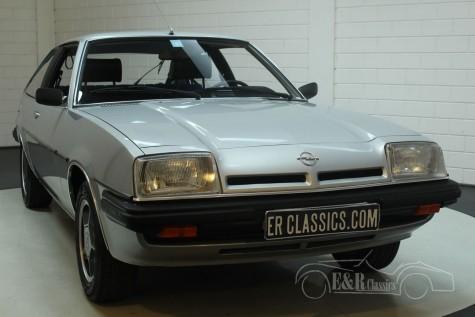 Opel Manta Combi Coupé 1980  a vendre
