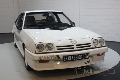 Opel Manta 2.0 GSi 1986 a vendre