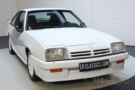Opel Manta 2.0 GSI 1988  a vendre