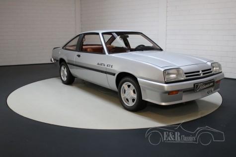 Opel Manta 1.8 GT 1984 a vendre