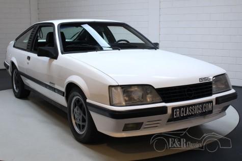 Opel Monza GSE 1986 a vendre