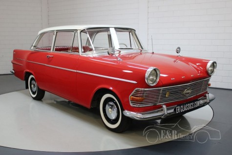 Opel Olympia Rekord P2 coupé a vendre