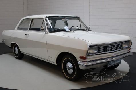 Opel Rekord 2 portes coach coupé 1966  a vendre