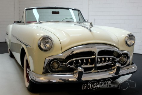 Packard Mayfair 250 Cabriolet 1952 a vendre